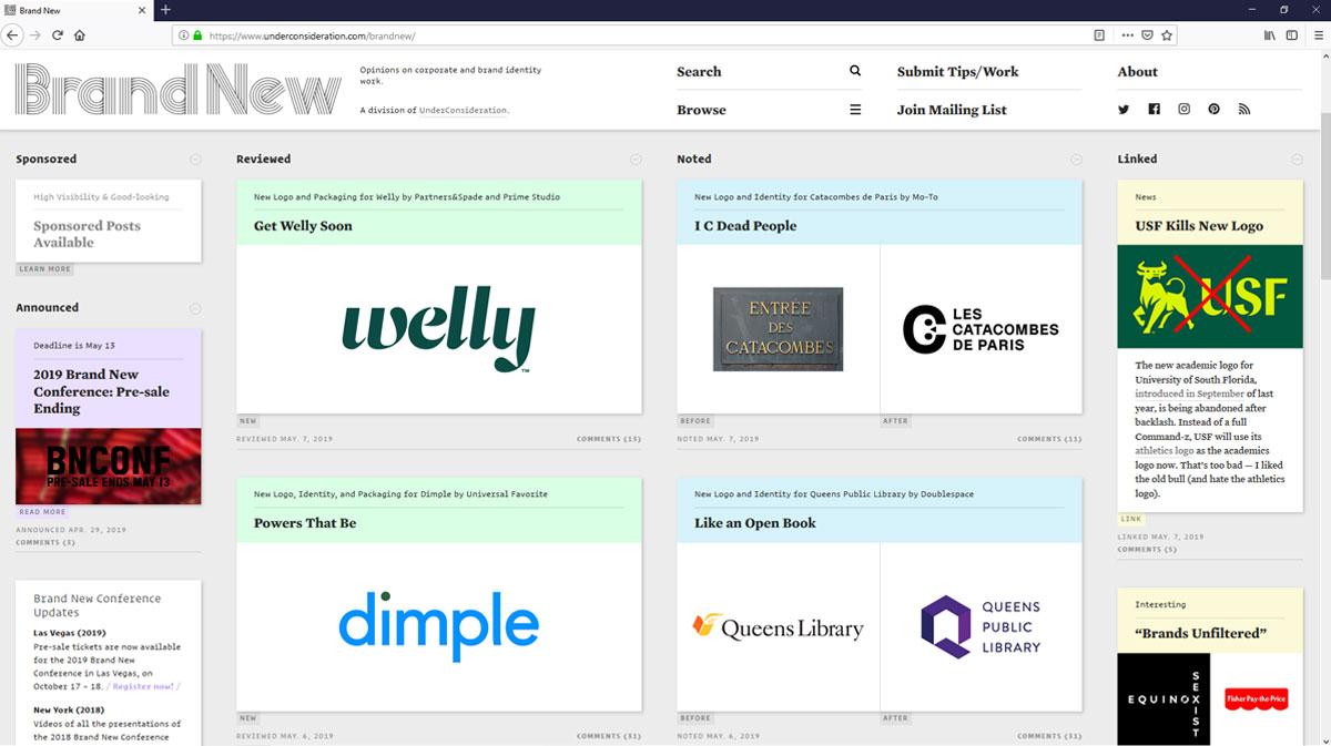 Logos Inspiración para el diseño de tu marca